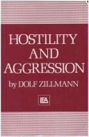 Cover of: Hostility and aggression