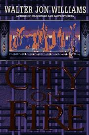 Cover of: City on fire