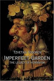 Cover of: Imperfect Garden