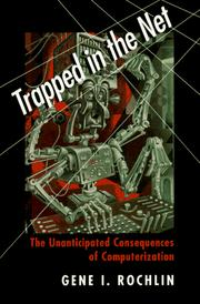 Cover of: Trapped in the Net
