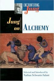 Cover of: Jung on alchemy