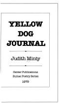 Cover of: Yellow dog journal