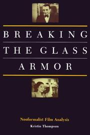 Cover of: Breaking the glass armor