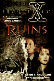 Cover of: Ruins