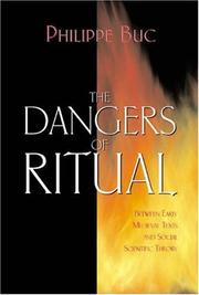 Cover of: The Dangers of Ritual