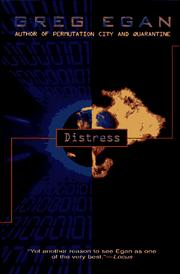 Cover of: Distress: A Novel