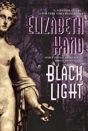 Cover of: Black light