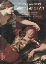 Cover of: Painting as an art
