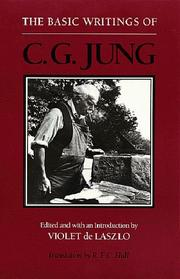 Cover of: The basic writings of C.G. Jung