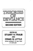 Cover of: Theories of deviance |