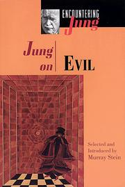 Cover of: Jung on evil