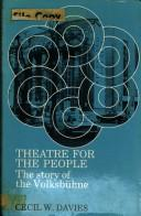 Cover of: Theatre for the people