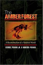 Cover of: The amber forest by George O. Poinar