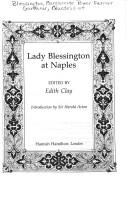 Cover of: Lady Blessington at Naples