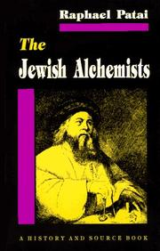 Cover of: The Jewish alchemists