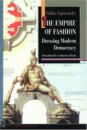Cover of: The Empire of Fashion