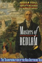 Cover of: Masters of Bedlam