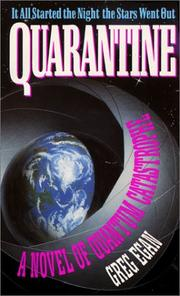 Cover of: Quarantine | Greg Egan