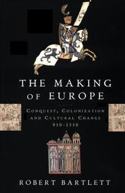 Cover of: The Making of Europe