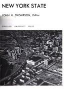 Cover of: The geography of New York State | John Henry Thompson