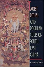 Cover of: Taoist Ritual and Popular Cults of Southeast China | Kenneth Dean