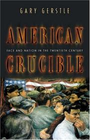 Cover of: American Crucible