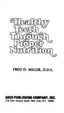 Healthy teeth through proper nutrition