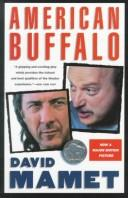 Cover of: American Buffalo