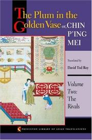 Cover of: The Plum in the Golden Vase, or Chin P