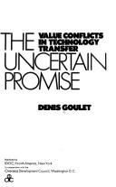 Cover of: The uncertain promise