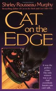 Cover of: Cat on the Edge: A Joe Grey Mystery