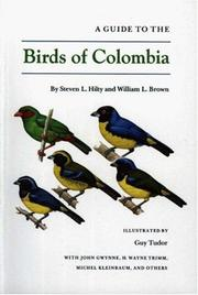 Cover of: A guide to the birds of Colombia