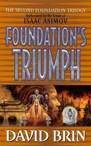 Cover of: Foundation's triumph