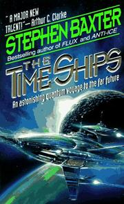 Cover of: The Time Ships by Stephen Baxter