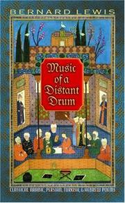 Cover of: Music of a Distant Drum
