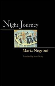 Cover of: Night journey