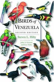 Cover of: Birds of Venezuela