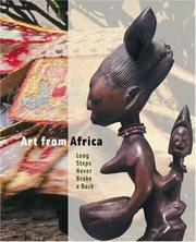 Cover of: Art from Africa | Pamela McClusky