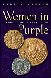 Women in purple by Judith Herrin