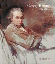 Cover of: George Romney 1734-1802