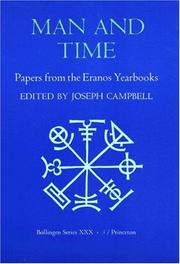Cover of: Man and Time Papers from the Eranos Yearbooks (Bollingen Series)