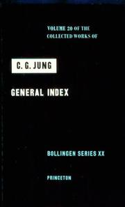 Cover of: General Index