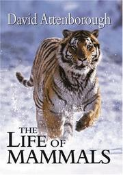 Cover of: The life of mammals
