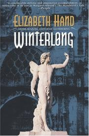 Cover of: Winterlong: a novel