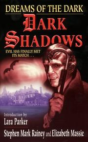 Cover of: Dark Shadows #2 | Stephen M. Rainey, Elizabeth Massie