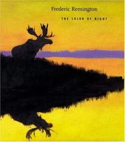 Cover of: Frederic Remington