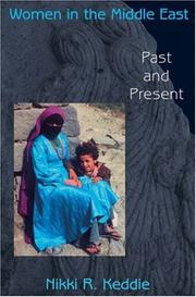 Cover of: Women in the Middle East | Nikki R. Keddie