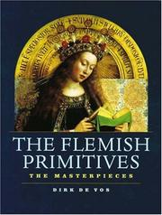 The Flemish primitives by Dirk de Vos