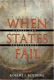 Cover of: When States Fail
