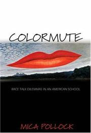 Cover of: Colormute